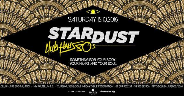 Stardust milan youparti for Club esclusivi milano