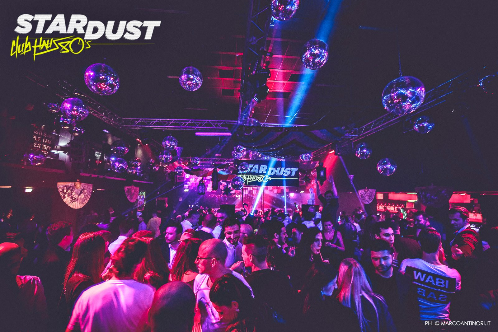 stardust club haus milano youpart