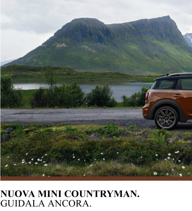 Nuova Mini Countryman Special Event youparti milano