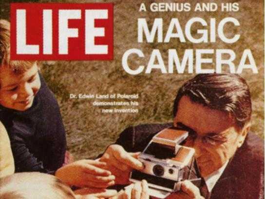 21 febbraio 1947: buon compleanno Polaroid, mamma del selfie
