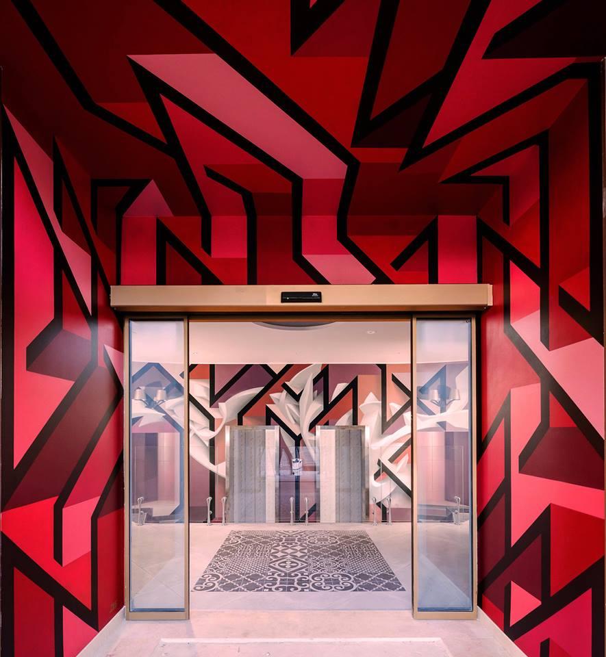 NYX Hotel - Inaugurazione Design Week 2017 MILANO YOUPARTI PARTY disco