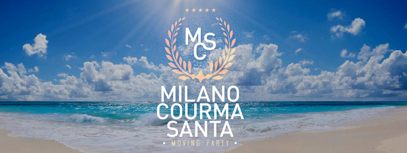 Milano courma santa mcs rally mare party