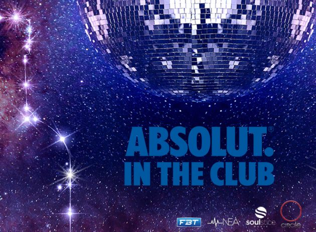absolut in the club circle milano party evento speciale omaggio