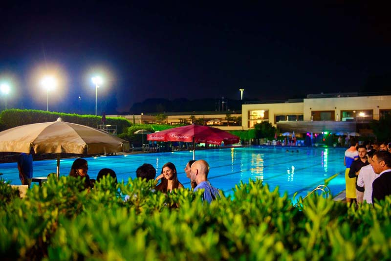 ASPRIA Harbour Club @ PoolParty