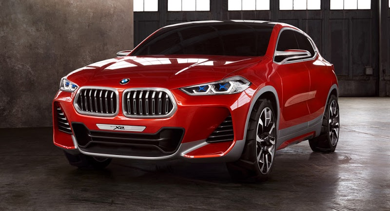 BMW X2 MILANO evento youparti musica party concept