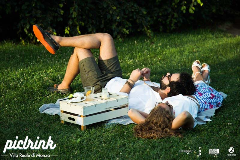 PicDrink / Open Air Aperitif & DJ Set