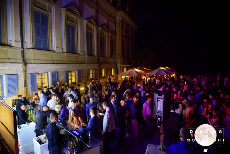 dancing in the moonlight milano villa reale monza party evento youparti esclusivo special events