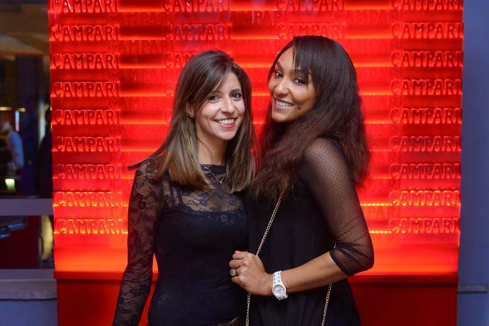 Garden Party by Campari in NYX Milan Hotel | YOUparti