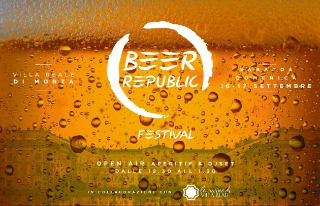 Villa Reale Monza - BEER Republic Festival