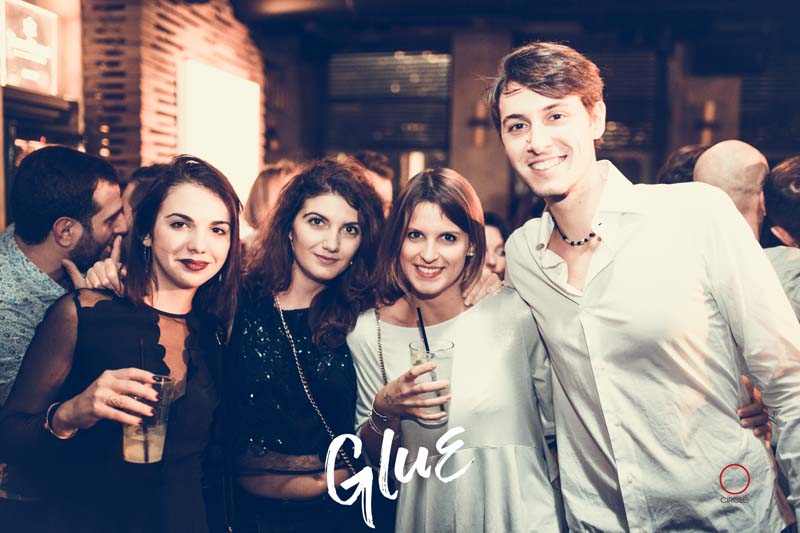 Glue at Circle / Special Guest After Jesus + Dibe & Friends   YOUparti