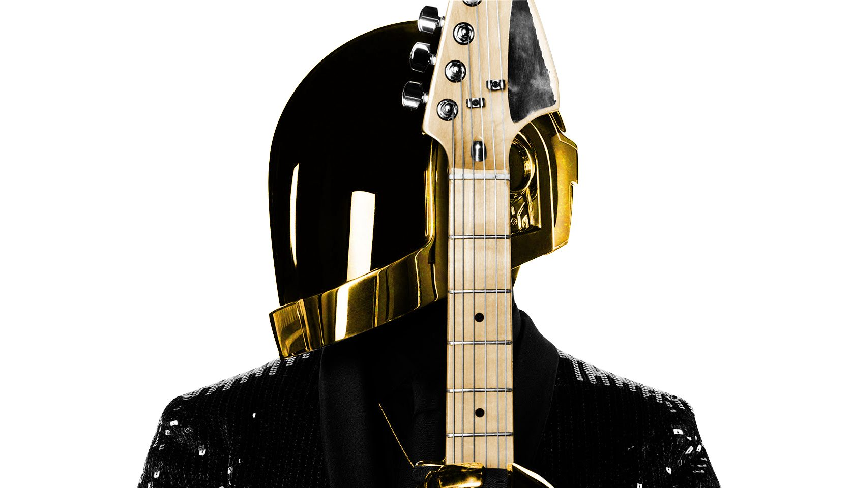 Daft Punk a Milano sui Navigli