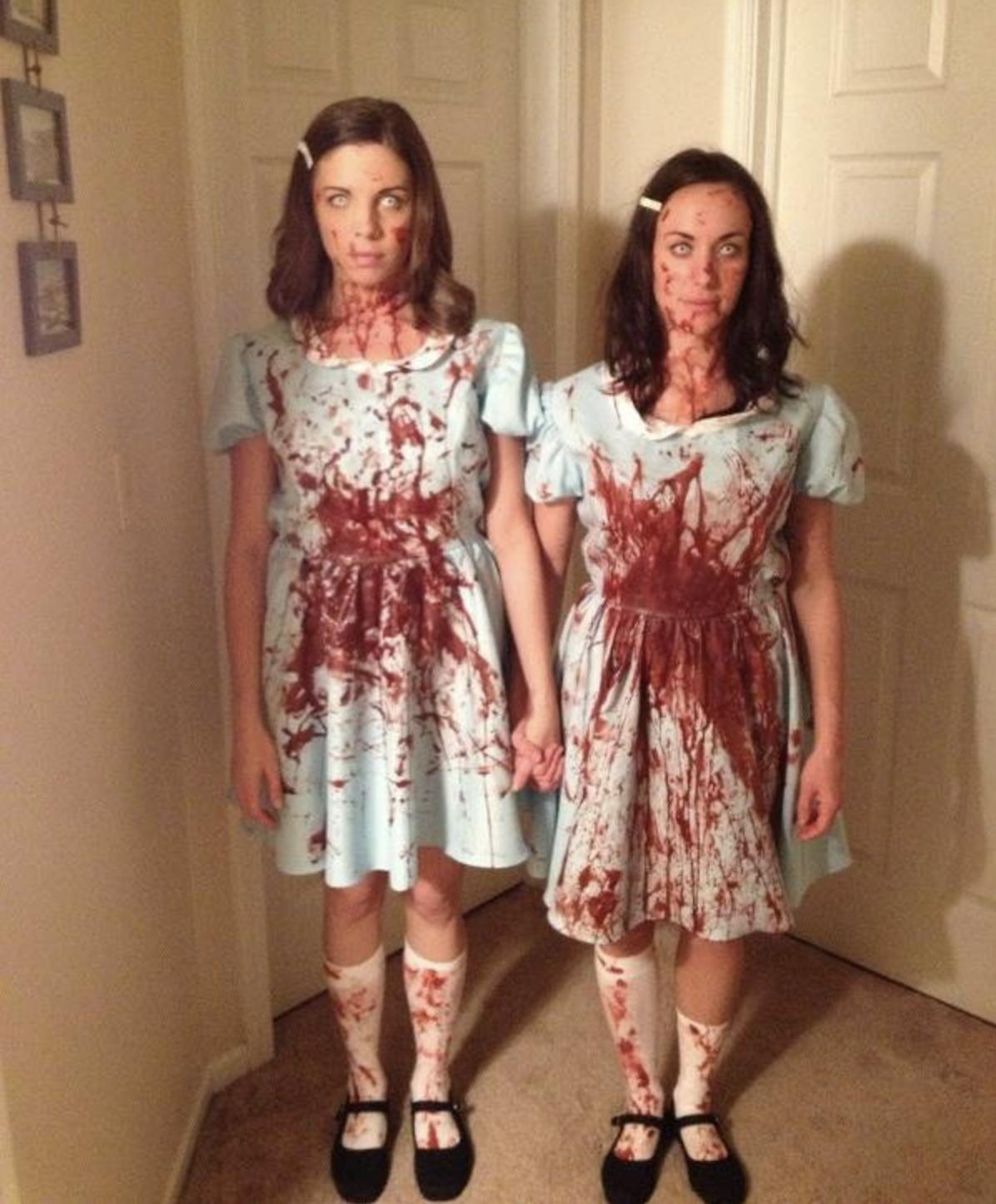 10 Idee per i costume di Halloween SHINING