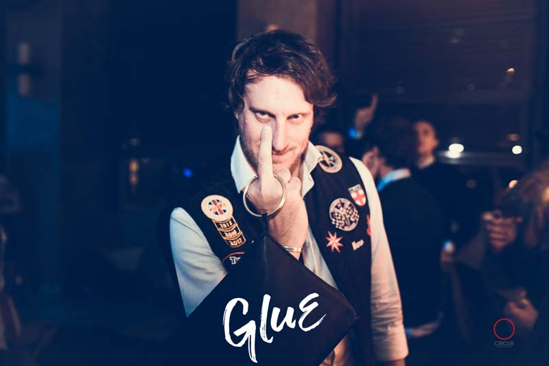 Glue at Circle / Beefeater Night + Special Guest