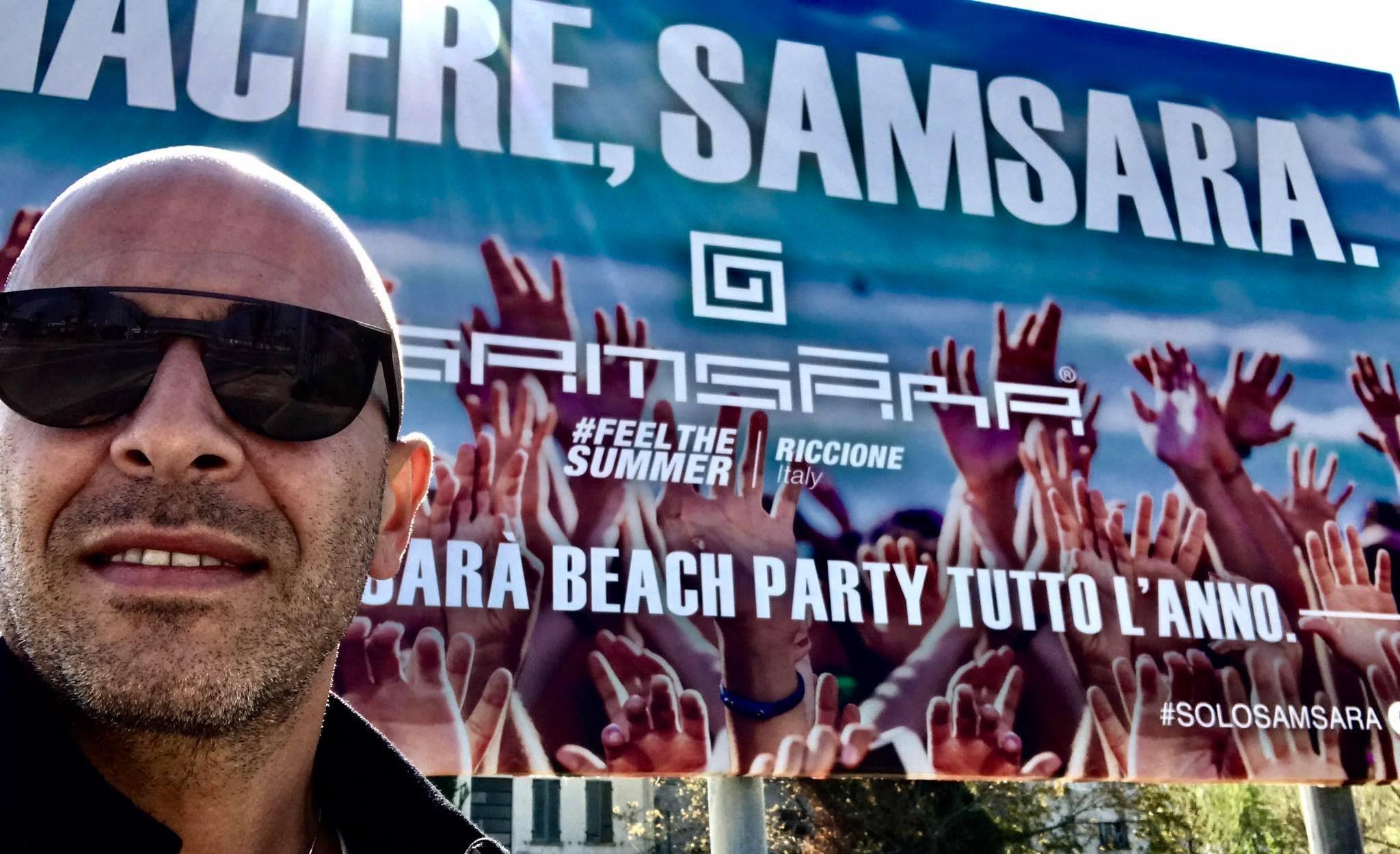 David Cicchella Samsara Beach