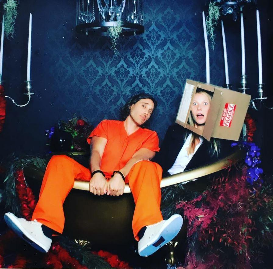 Gwyneth Paltrow Seven Halloween Vip