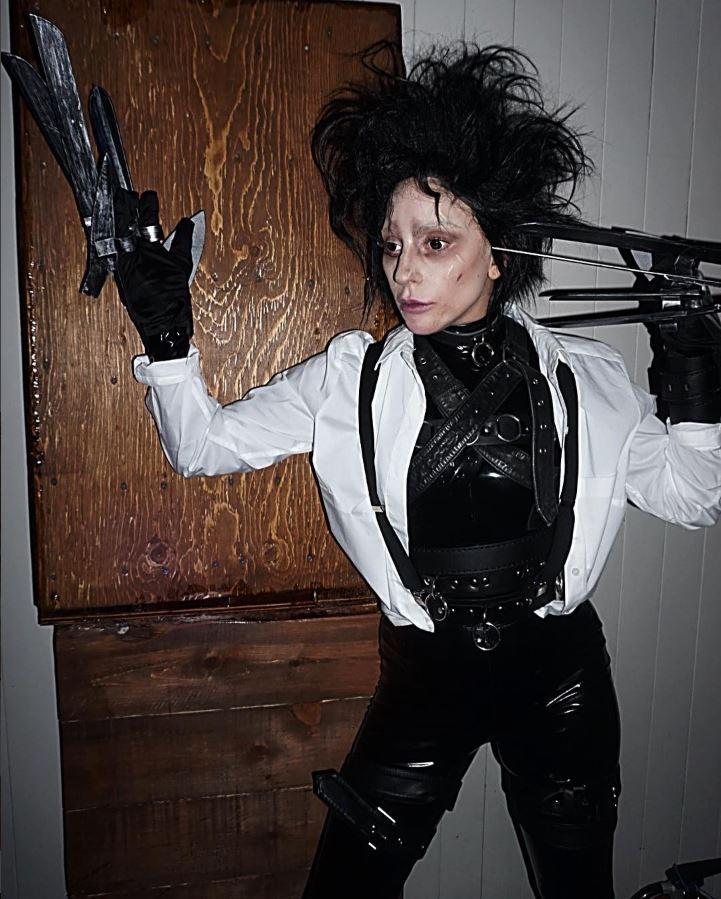 Lady Gaga Halloween Vip