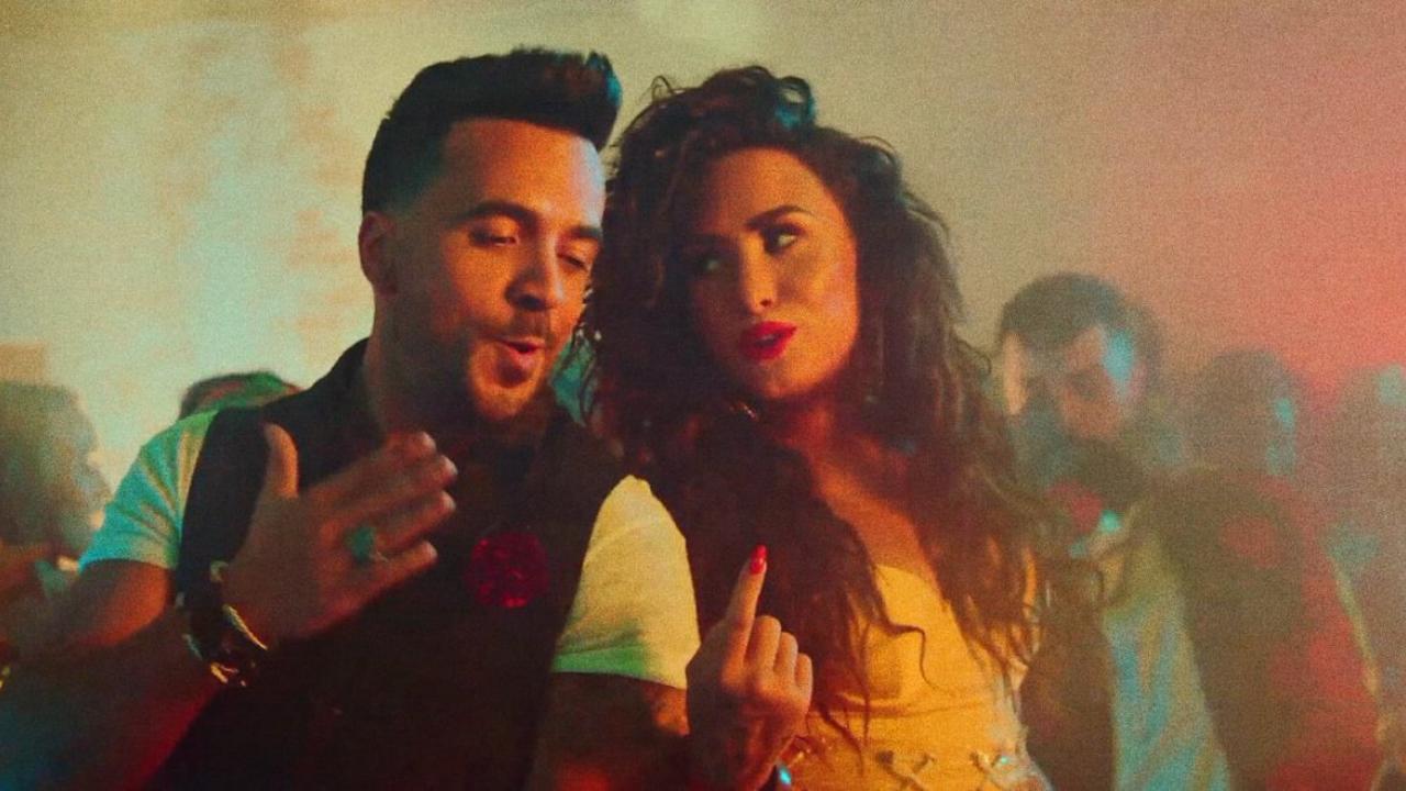 Luis Fonsi Demi Lovato Echame la Culpa