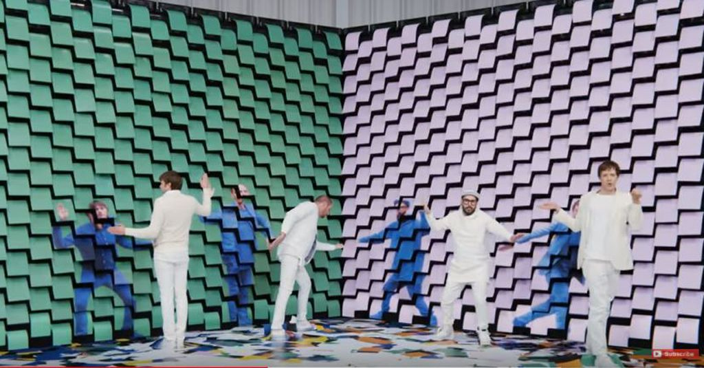 Ok Go Obsession video musicale