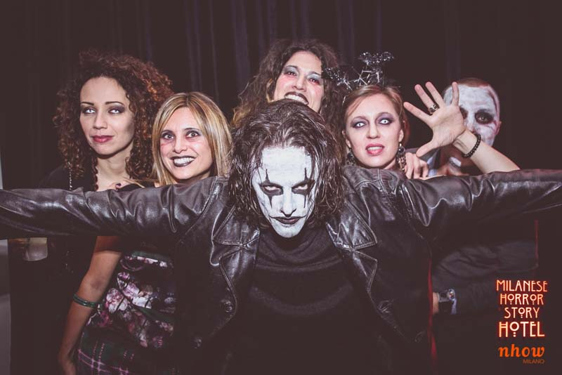 Halloween Party - Milanese Horror Story Hotel