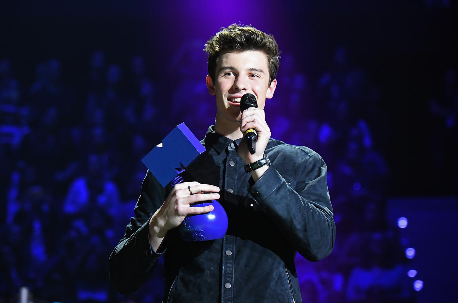 Shawn Mendes Mtv Ema 2017 i vincitori