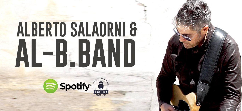 Alberto Salaorni intervista alla voce della Al-B.Band