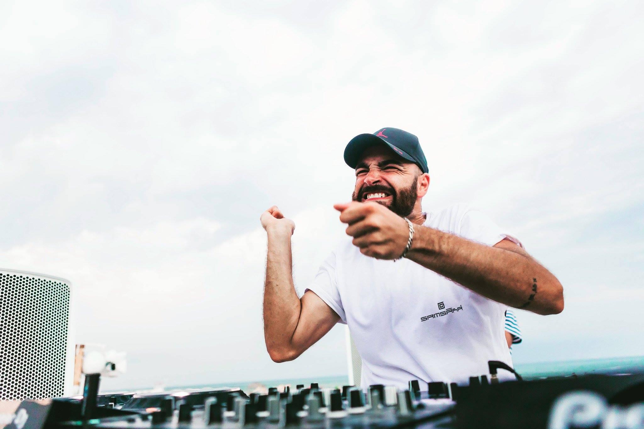 Matte Botteghi intervista Samsara Beach