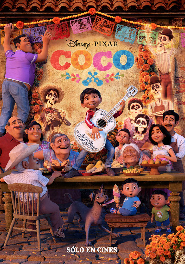 Coco cinema a Natale