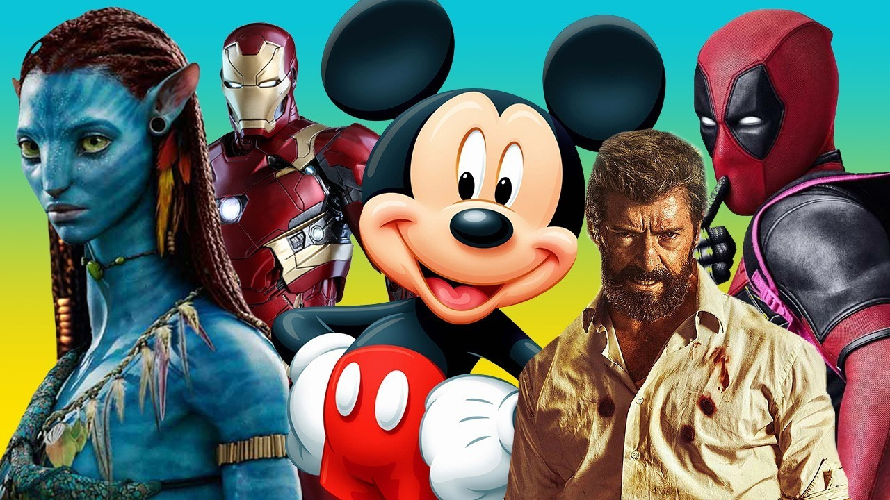 Disney compra 20th Century Fox