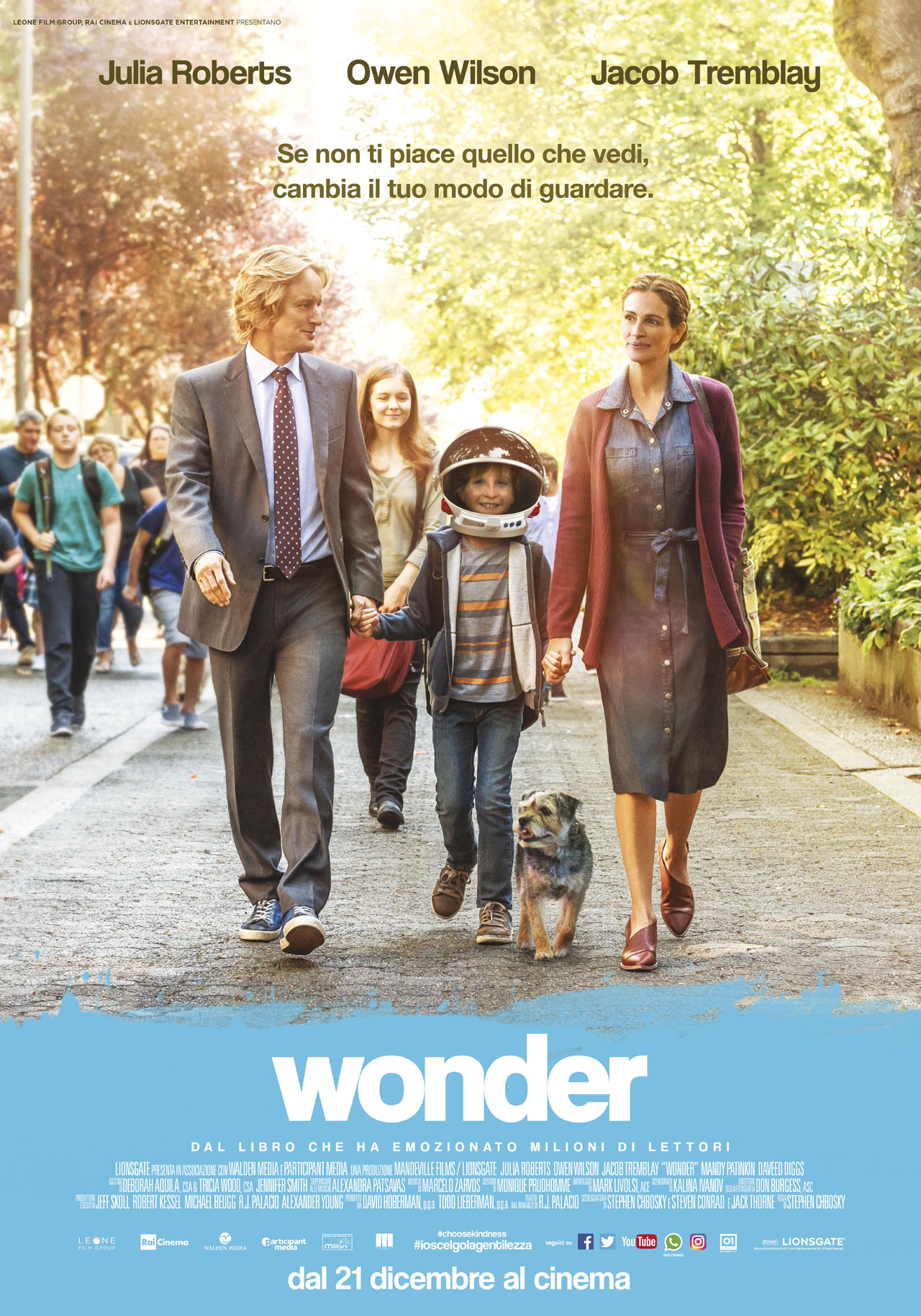 Wonder Natale al Cinema