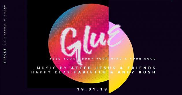 GLUE #Disco / Happy BDay Fabietto & Andy Rosh | YOUparti