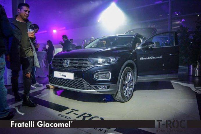 Presentazione Nuova Volkswagen T-Roc | YOUparti
