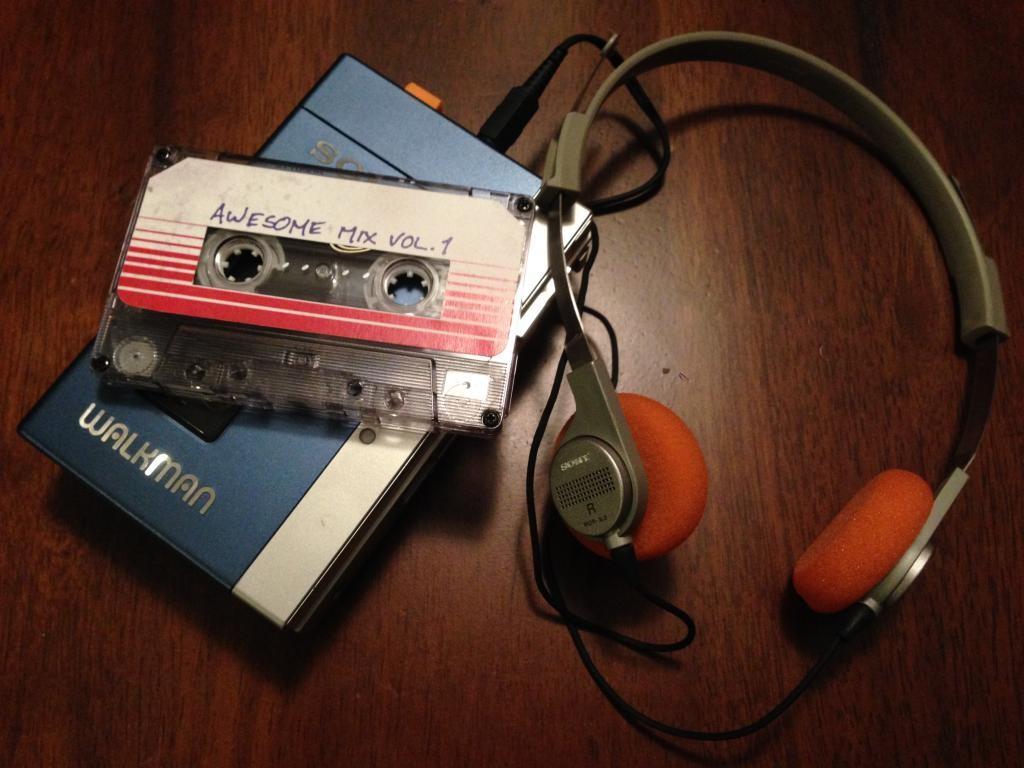 musicassetta anni 80