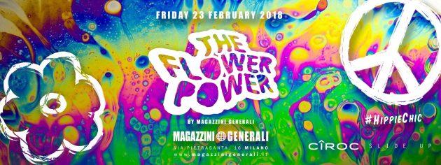 The Flower Power | Milan Fashion Week | YOUparti
