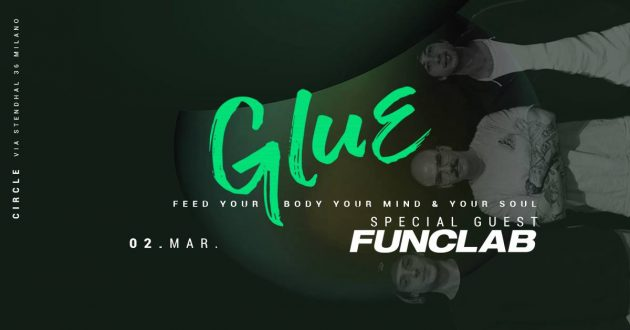 GLUE | Special Guest Funclab | YOUparti