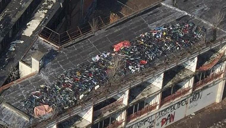 Biciclette rubate Milano