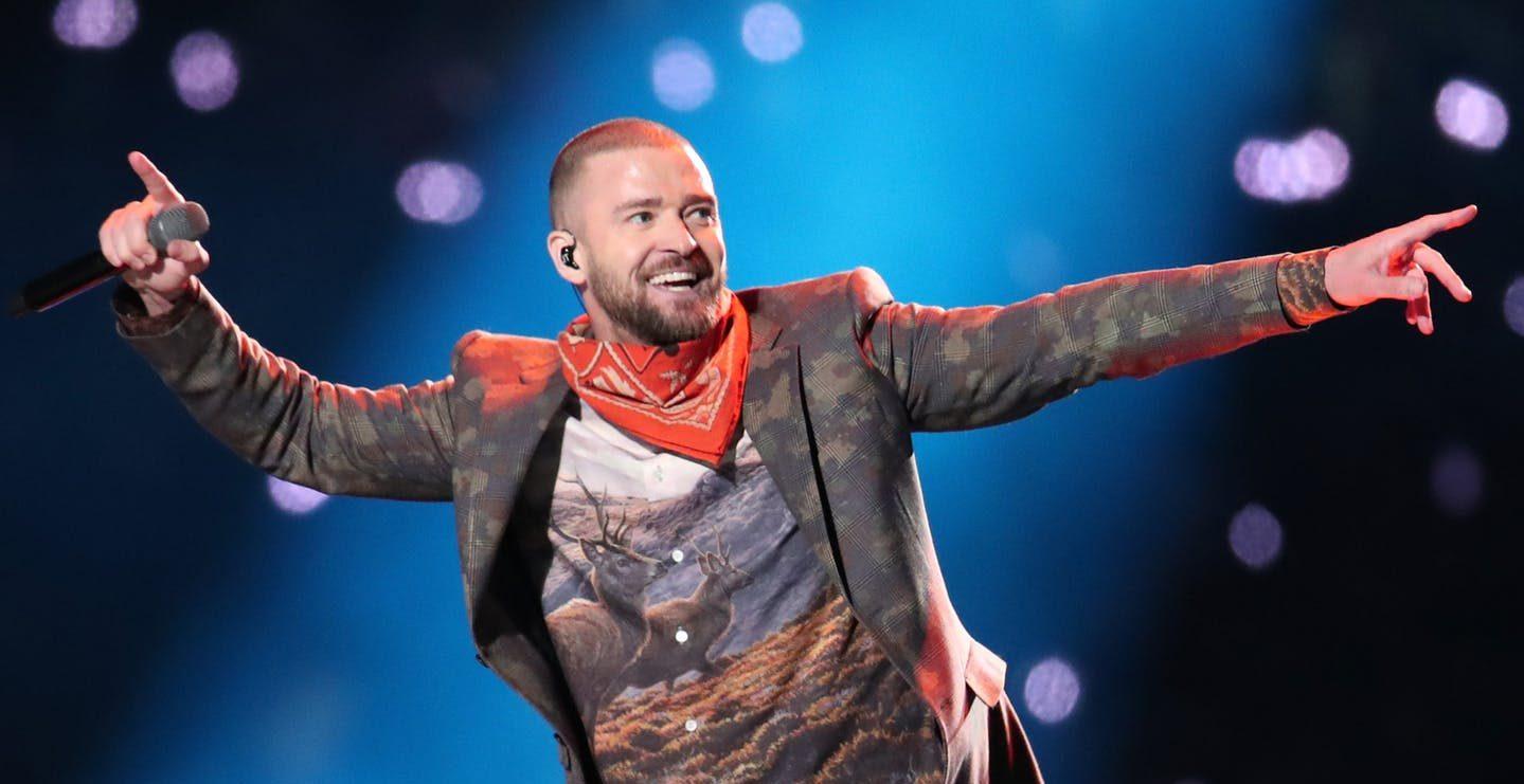 Justin Timberlake Superbowl