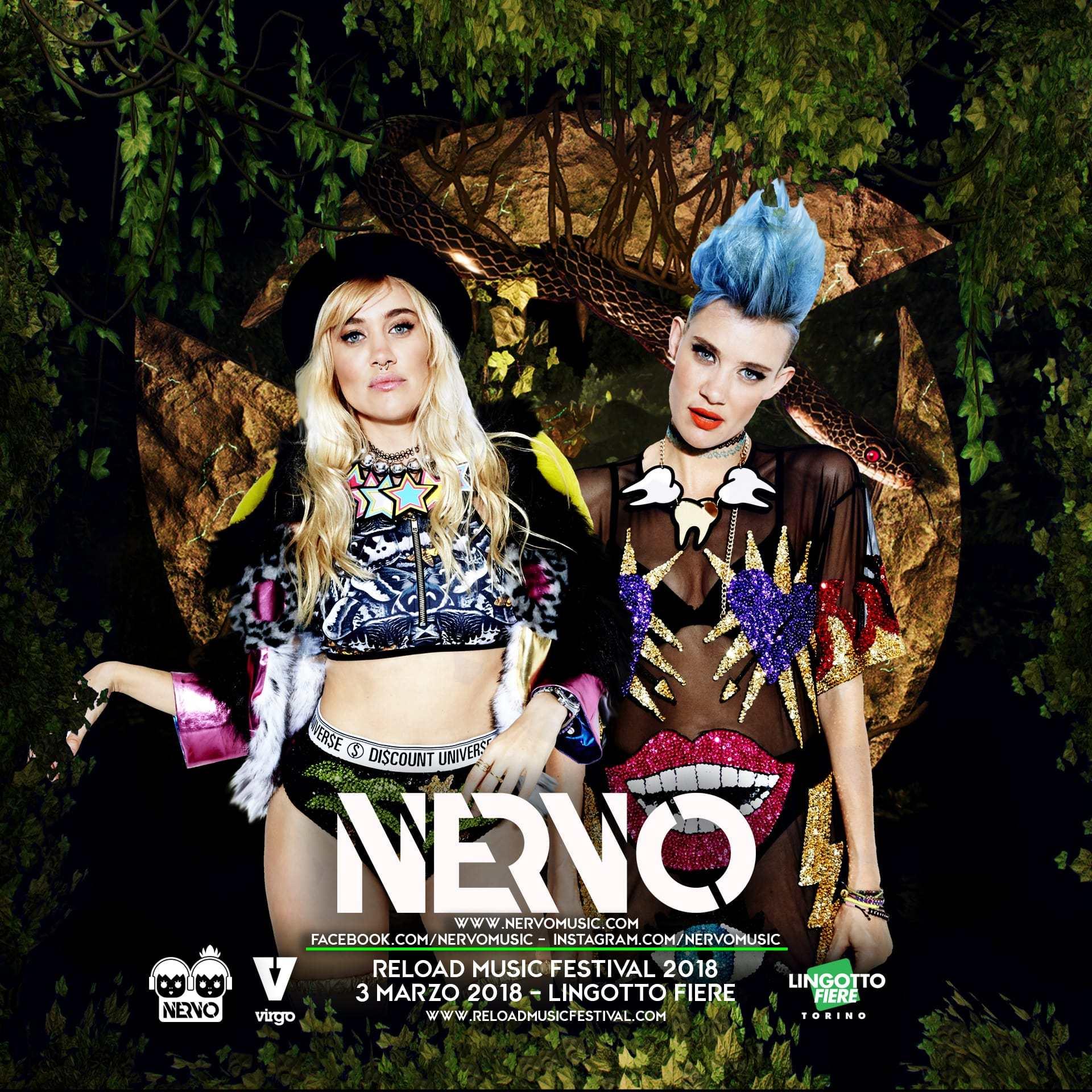 Reload Music Festival 2018 Nervo