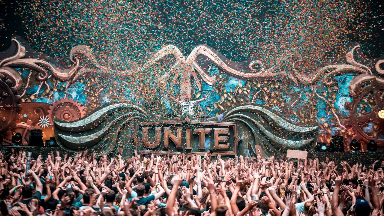 Tomorrowland in Italia grazie a UNITE