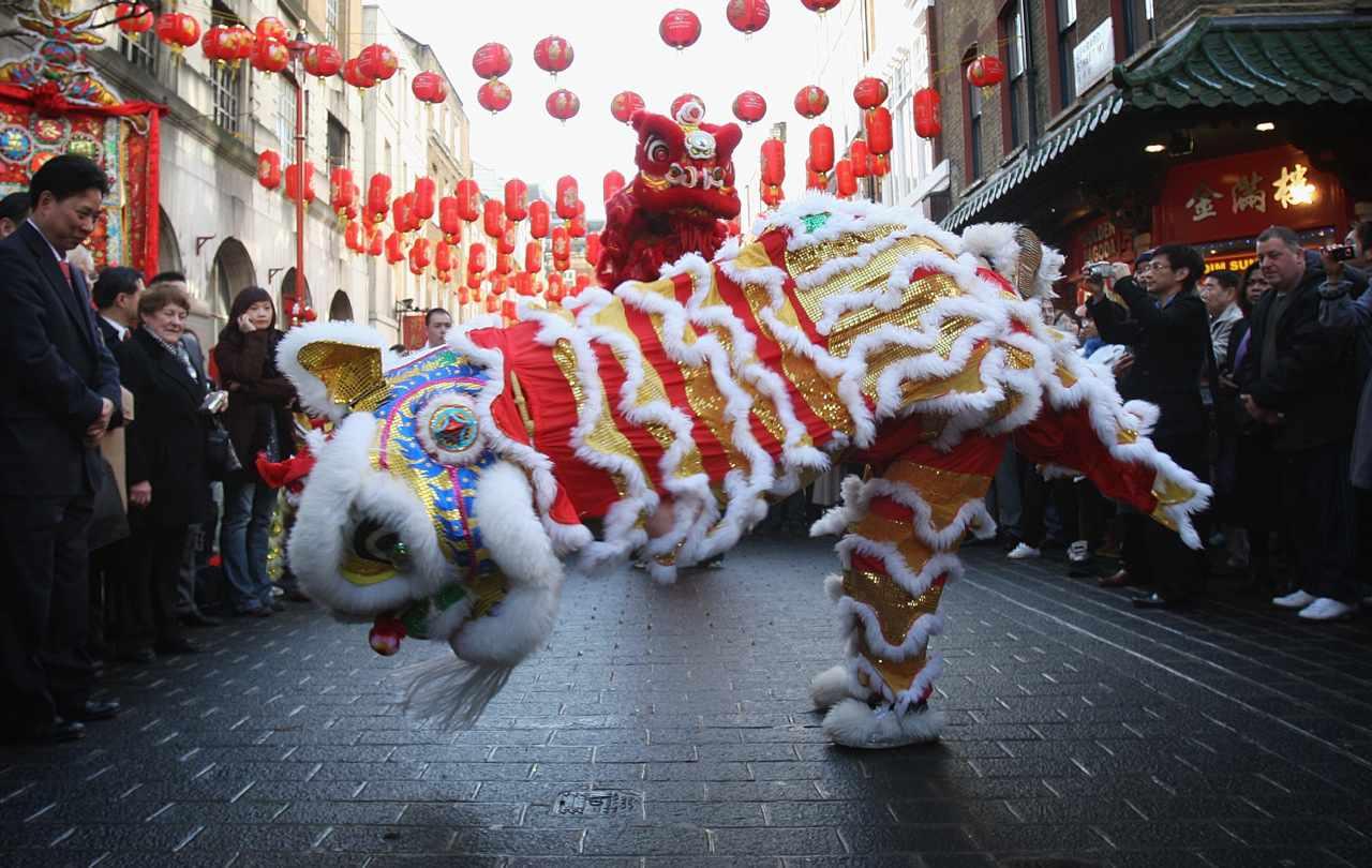 Capodanno Cinese Milano eventi