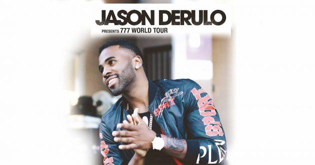 Jason Derulo ad Assago | YOUparti