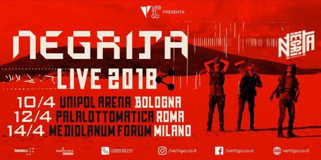Negrita a Milano | YOUparti