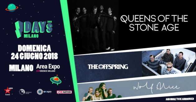 Queens of The Stone Age + The Offspring + Wolf Alice | YOUparti