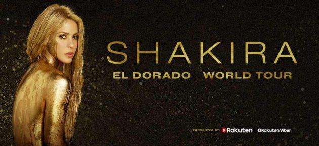 Shakira a Milano | YOUparti