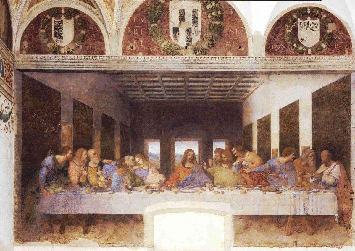 Cenacolo musei gratis a Pasqua