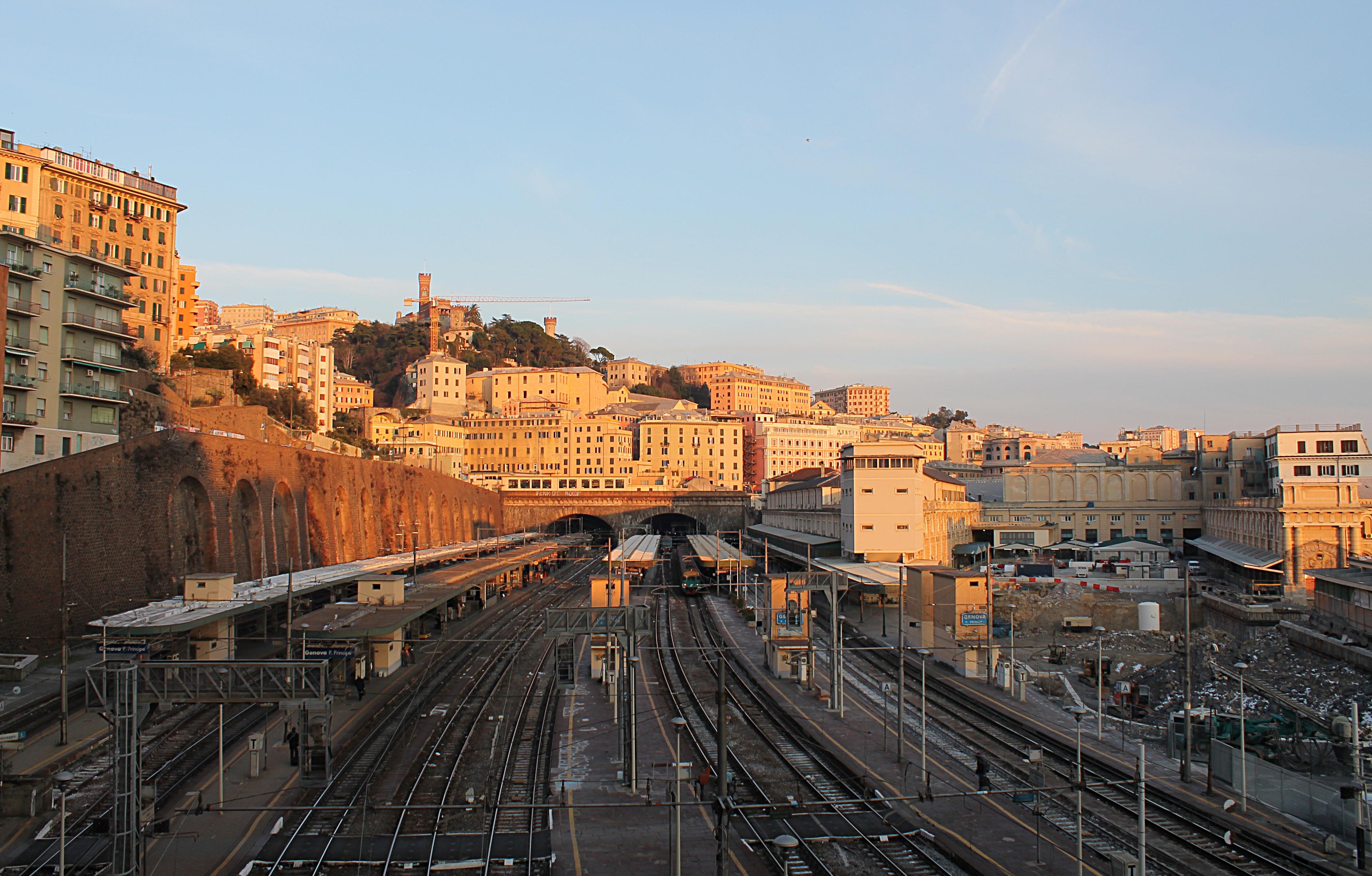 Frecciarossa Milano Genova