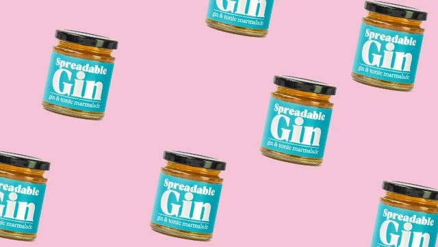 Marmellata al gin tonic