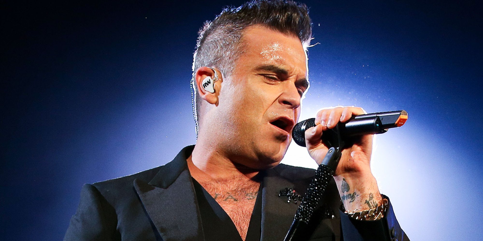 Robbie Williams soffre di un disturbo mentale