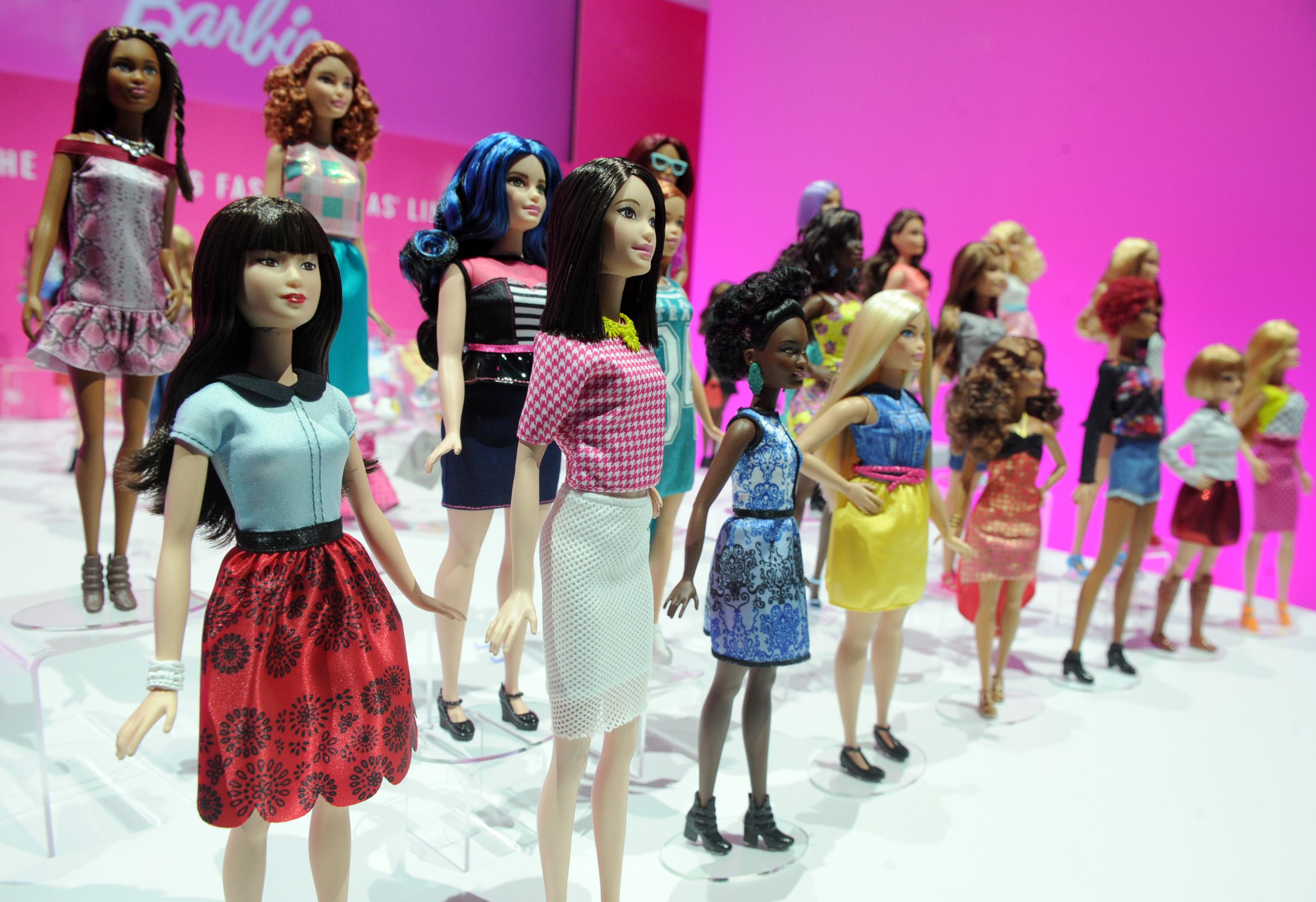 Barbie svelato il cognome