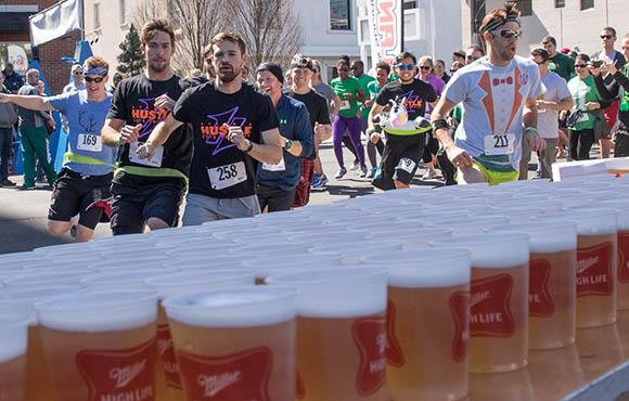 Maratona alcolica a Milano