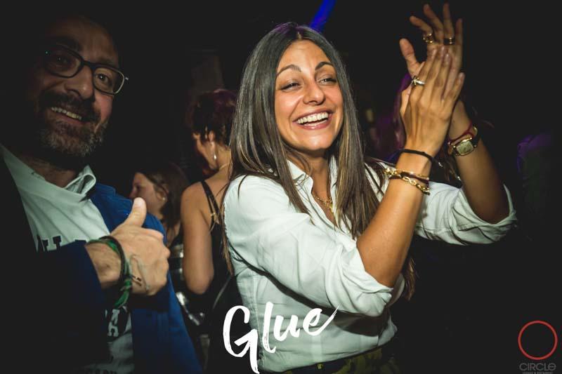 GLUE / LaTeq + Chris Tiger | YOUparti circle friday milano